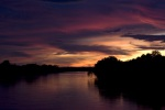 Luangwa River in Zambia, Luangwa,