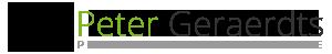 Peter Geraerdts Logo