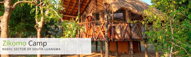 Zikomo Camp Nsefu